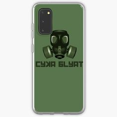 """""""Cyka Blyat! Post Apo style"""" Case & Skin for Samsung Galaxy by cool-shirts 