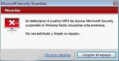 Microsoft Security http://chiste.cc/1TfCsQp - #Chistes #Humor