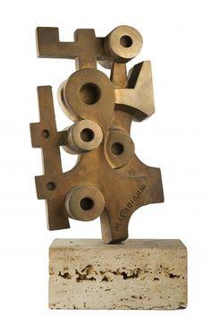 "Umberto Mastroianni (Fontana Liri 1910 - Marino 1998) - ""Senza titolo"" scultura in[...], mis en vente lors de la vente ""Art Moderne et Contemporain"" à Il Ponte Casa d'Aste   Auction.fr"