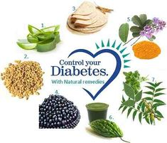 some natural remedies for diabetes control