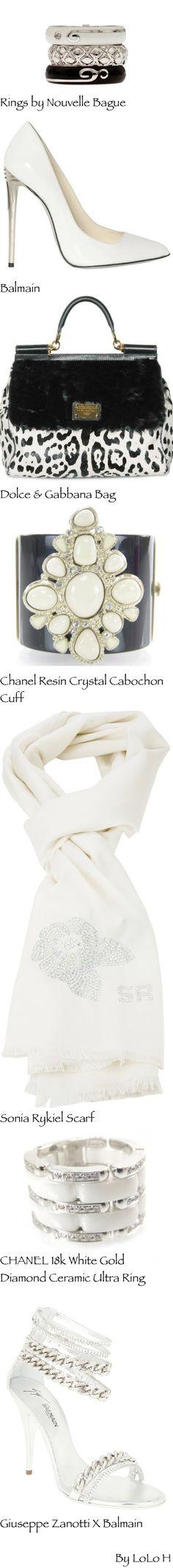 ➗Black & White Style