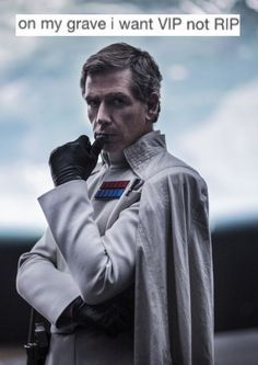 Another gem <<< oh my!! I looooveee this! #Krennic #StarWars