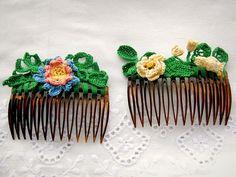 vestida de domingo: aquella foto de las flores en el pelo