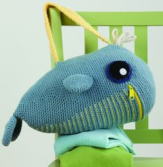 whale bag | Flickr - Photo Sharing!