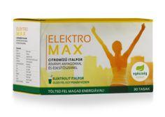 ElektroMax elektrolit italpor: egy olyan vízben oldódó italpor, ami tartalmazza a szervezet számára nélkülözhetetlen ásványi anyagokat, elektrolitokat... Personal Care, Self Care, Personal Hygiene