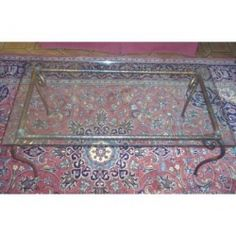 Table wrought iron. Coffee Table. Customize Realizations. 685