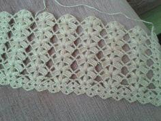 sebile doğan's media content and analytics Crochet Vest Pattern, Crochet Stitches Patterns, Baby Knitting Patterns, Gilet Crochet, Baby Blanket Crochet, Crochet Shawl, Diy Crafts Knitting, Diy Crafts Crochet, Pinterest Diy Crafts