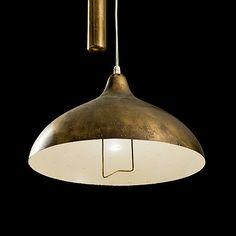Itsu pendant light (brass).