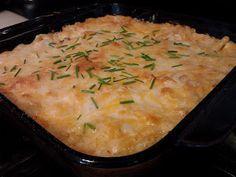 Buffalo Chicken Pasta Recipe