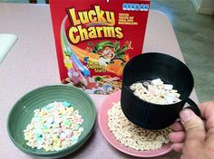 Lucky Charms Sifter - why don't I have one of these?