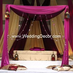 #Desi #IndianWedding decoration ideas, planning, reception, centerpieces, backdrops, head table decorations, mandaps, chuppas, mehndi, sangeet |