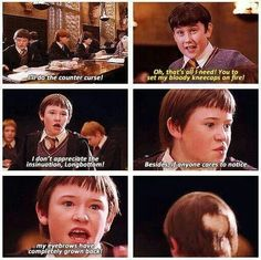 One of my favorite parts of the Sorcerer's Stone!