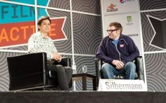 """Pinterest is planning to release redesigned profiles this week, according to CEO and cofounder Ben Silbermann.    """"I'm so excited about it,"""" said Silbermann (pictured, left), who spoke at the South By Southwest conference in Austin, Texas, on Tuesday. """"We wanted to make it more beautiful... To ma..."""
