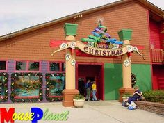 disney christmas store