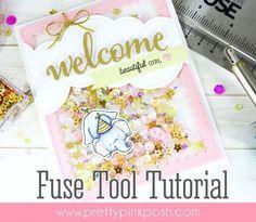Pretty Pink Posh: Fuse Tool Tutorial