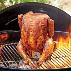 Beer-Can Chicken. Drunk Chicken. Beer-Butt Chicken. All these refer to a cooking method that produces the juiciest, tastiest chicken from a grill.