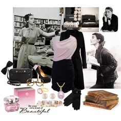 """""""Girls Who Read Are Just Prettier"""" by gregory-joseph on Polyvore"""