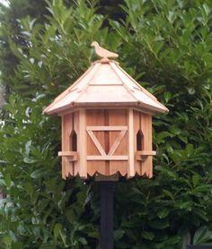 Cedar Dovecote Made By
