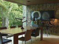 Nottingham Nirvana: A Mid-Century Dream Home via midcenturymagazine.com #interiors #midcentury