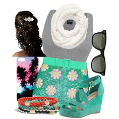 """""""Watch the Sunset By the Sea"""" by petrarocks301 on Polyvore"""