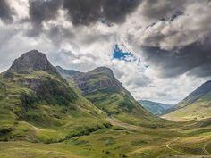 Glencoe Isle of Skye and Scottish Highlands itinerary trip Scotland