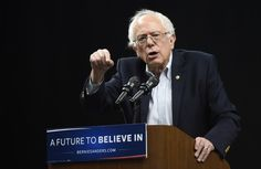 With hours to go, Bernie Sanders aiming for $40 million fundraising month in Febraury