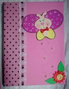 De hoje caderno customizado.