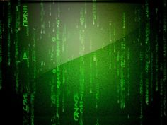 Matrix Glass  #Glass #Matrix