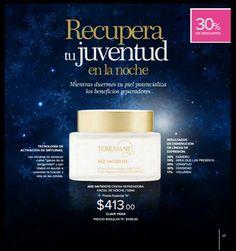 Rejuvenece en la noche con la crema que te brinda la perfecta hidratacion y regeneración  de tu piel.