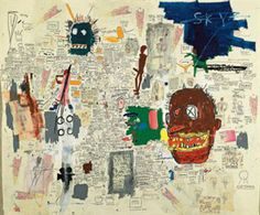 jean michel basquiat paintings | ARTinvestment.RU English / Auctions of art / Today at Christie's ...