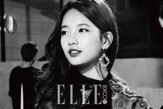 Suzy for Elle KR October '15