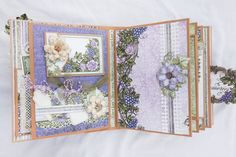 Yesterday on the Heartfelt Creations blog, Emma Lou hosted a live stream from the design room where she released the brand new flip fold a...