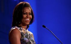 Michelle Obama, first lady of the United States, has joined Pinterest.