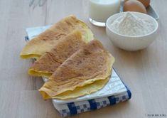 crepes-5 Crepes, Waffle, Pancakes, Food And Drink, Pasta, Breakfast, Ethnic Recipes, Polenta, Lasagna