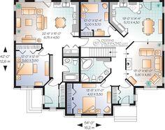Plan Et Modele De Maison Bi Generation Plans 14
