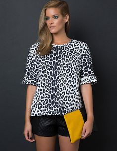 Tendencia Low Cost Print Leopardo