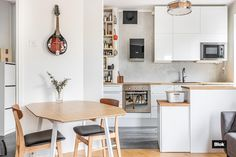 Kitchen Fan, Lovely Apartments, Cooking, Table, Furniture, Home Decor, Kitchen, Decoration Home, Room Decor