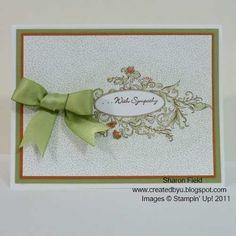 Doodling dots Elizabeth by sharonstamps - Cards and Paper Crafts at Splitcoaststampers