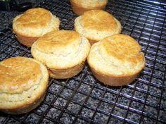 "Low Carb ""Biscuits"" Recipe - Food.com (almond flour or mix almond, hazelnut flour)"