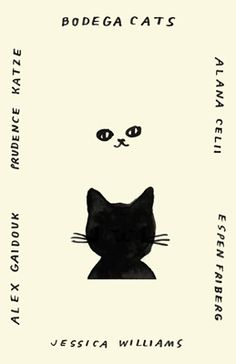 "Jessica Williams' zine - April 2011 issue (""Bodega Cats"") - cover"
