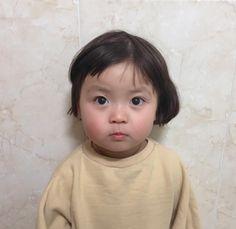 Cute Baby Meme, Cute Baby Couple, Cute Baby Girl Pictures, Cute Love Memes, Cute Baby Videos, Funny Videos For Kids, Cute Chinese Baby, Chinese Babies, Korean Babies