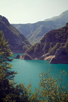 Rivers of Montenegro.