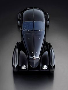 BUGATI TYPE 57 (Only two left in the world)