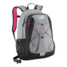 The North Face Womens Jester Backpack High Rise Grey/TNF Black Size One Size The North Face,http://www.amazon.com/dp/B0092T67B6/ref=cm_sw_r_pi_dp_HZrOsb12E9CNVSXA