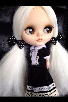 OOAK Custom Nude Blythe Doll van jjahse op Etsy, $189.00