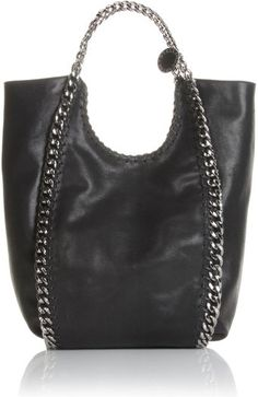 STELLA MCCARTNEY Chain-link Tote
