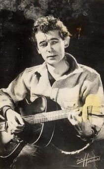 Félix Leclerc,auteur,compositeur,interprète