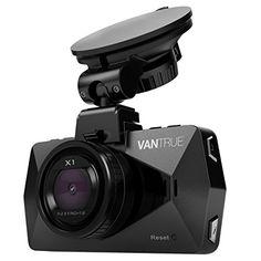 Vantrue Car Dash Cam - X1 Full HD 1080P Car Driving Recorders 170 degree Wide Angle 2.7