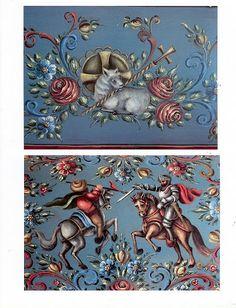 Decorative Design - Baú - Maria Vai Com AS Artes Neia Reis - Picasa Albums Web
