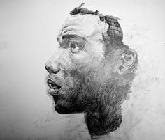 Drawing of the incredible Mr. Glover, by me, Jiggzy-b. Check out some of my other artwork here.